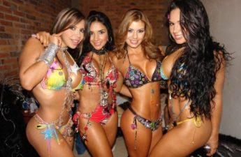 colombian girls blew mind