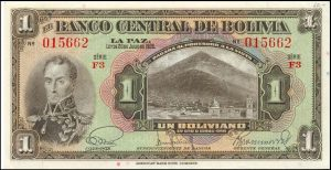 good cheap Bolivian money
