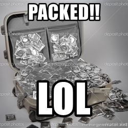 condoms packed