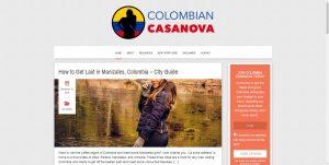 colombian cassanova