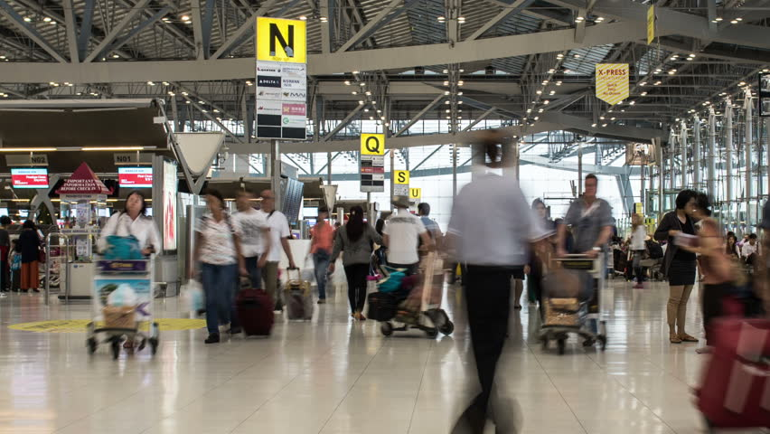 airport scams to avoid